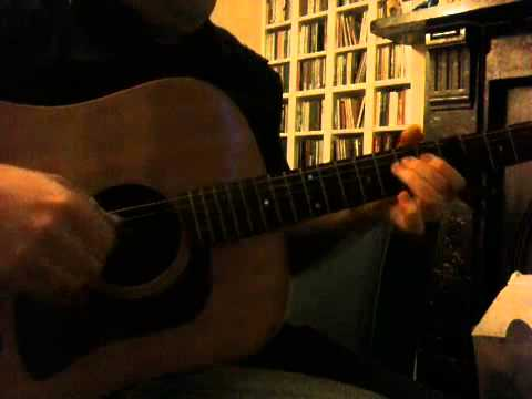 Ratatosk playing No Preacher Blues by Davey Graham