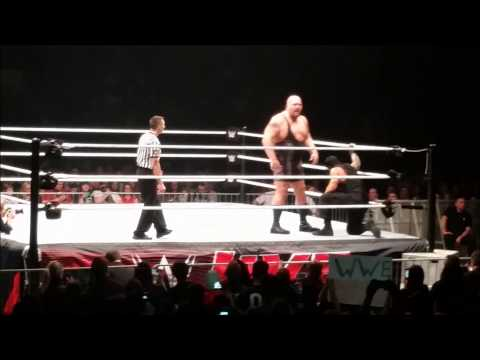 Relacja Z Gali WWE W Warszawie - 15.04.15