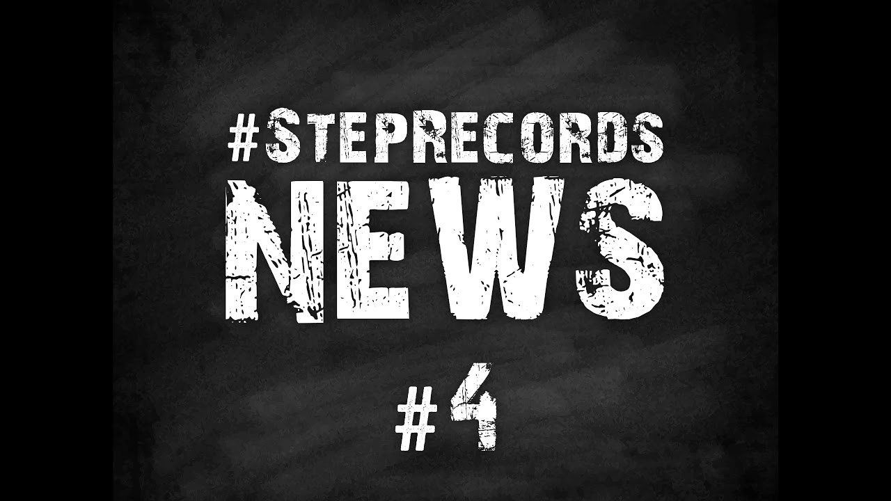 Step Records News #4
