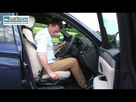 BMW X3 SUV review - CarBuyer