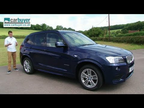 BMW X3 review - CarBuyer