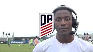 DA Playoffs: U-18/19 Sockers FC vs. Seattle Sounders FC
