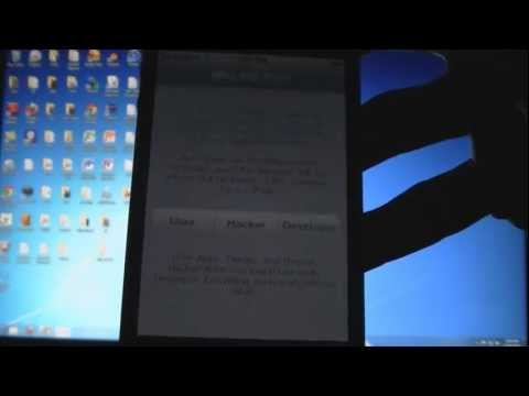 How To Jailbreak & Unlock iPhone 4/3GS on 5.0.1 - Untethered