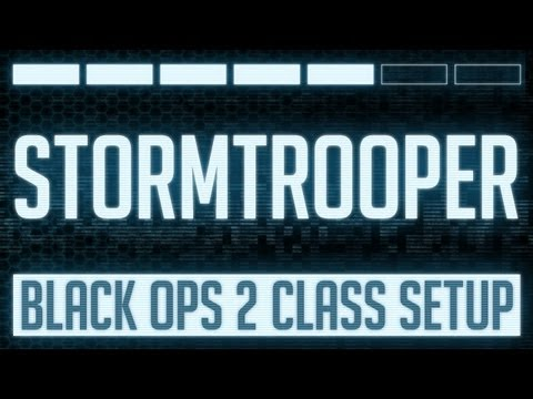 Stormtrooper : Black Ops 2 KSG Class Setup