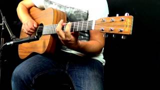 3 Martin Electro-Acoustic Guitars you should try - Lee Wrathe