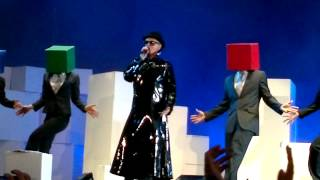 Pet Shop Boys - West End Girls - Picnic Afisha 2012 Moscow / Пикник Афишы