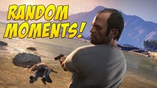 GTA V - Random Moments!