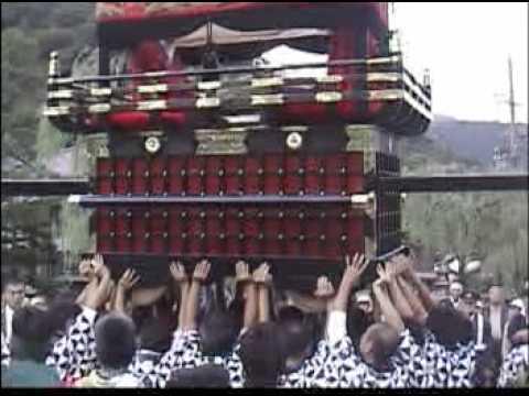 城崎温泉秋祭り 2008(桃島)