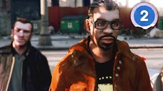 THIS GAME IS INSANE 🔥 - Grand Theft Auto 4 - Part 2