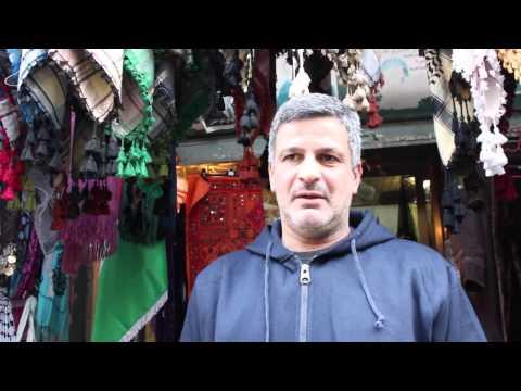 palestinos hicieron un video motivacional para el rival de nacional