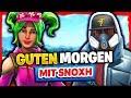 🔴 SOLO RANKED mit Snoxh 💪 FORTNITE LIVESTREAM AM MORGEN 🔥 | Fortnite BattleRoyale LIVE (Deutsch) thumbnail