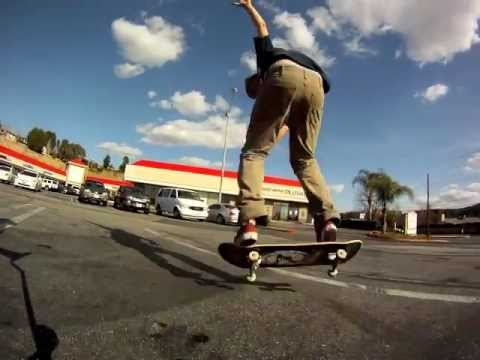 "Funday Sunday Skateboarding Sessions ""The Island Red Curb"""