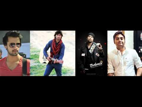 Atif Aslam,Arijit Singh,Bohemia Songs Mashup