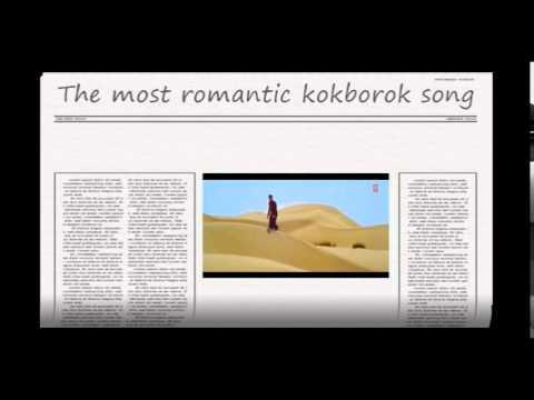 'nono Nugwi' Ft Pinksuben The Most Romantic Kokborok Song 2014 Official Trailor video