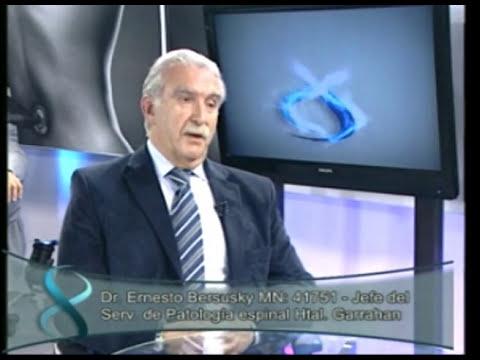Hablemos de salud - Malformaciones en la columna vertebral - Ernesto Bersusky