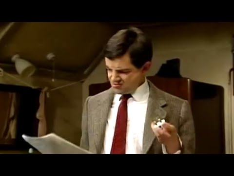 Mr Bean - Power for TV -- Strom für den Fernseher