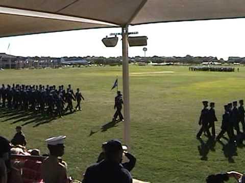 Air Force Basic Training Graduation