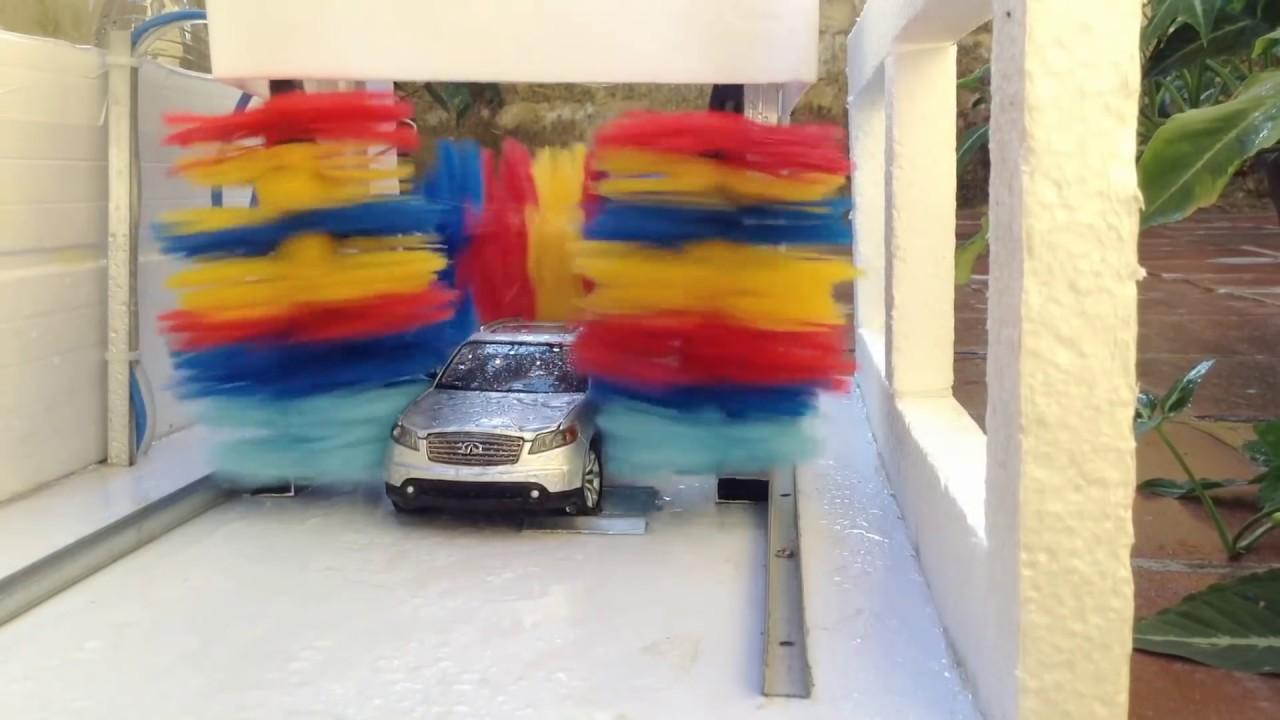 Scale Automatic Car Wash