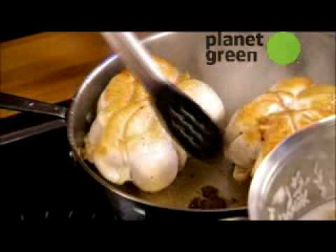 Emeril Green Recipes- Chicken Cordon Bleu