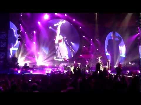 Coldplay - Viva La Vida + Charlie Brown (live) @ Stadion Narodowy, Warszawa, 19.09.2012