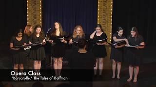 Belvoir 2017 - Girls Music Camps – Opera Class (Singing) - Music Night - Girls Summer Camps