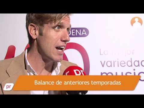 Óscar Martínez (CADENA 100) 'esta temporada intentaremos seguir batiendo record de oyentes'