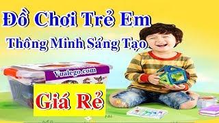 Đồ chơi trẻ em thông minh sáng tạo giá rẻ -  Mag Wisdom Việt Nam