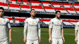 FIFA 16 | Atlético Madrid vs Real Madrid - Full Gameplay (PS4/Xbox One)