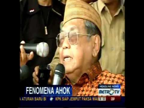 Dukungan (Alm) Gus Dur Kepada Ahok di Bangka Belitung