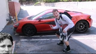 JESSER'S NEW CAR!  🔥