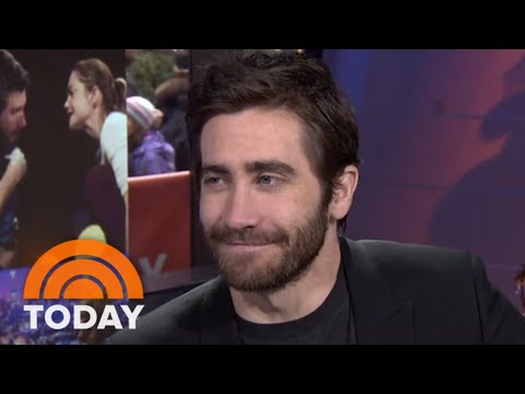 Jake Gyllenhaal On 'Nightcrawler' Golden Globe Nomination | TODAY