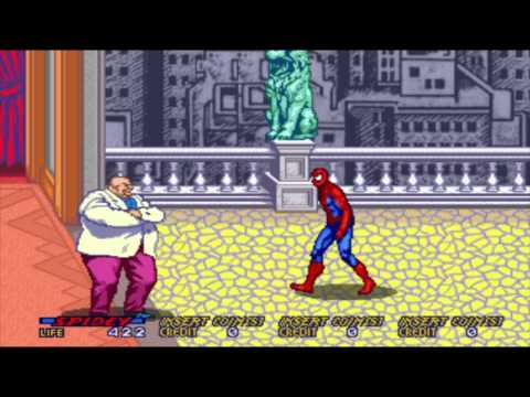 Spider-Man The Videogame en español