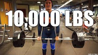 10,000 lbs Challenge!