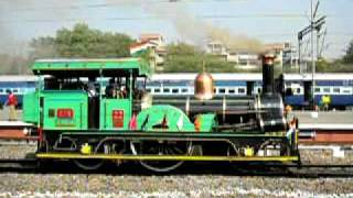 Fairy Queen - World Oldest Running Steam Engine