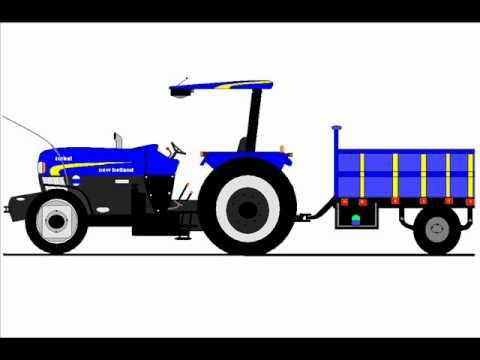 desenhos de trator caminhão etc etc ... by: turbal