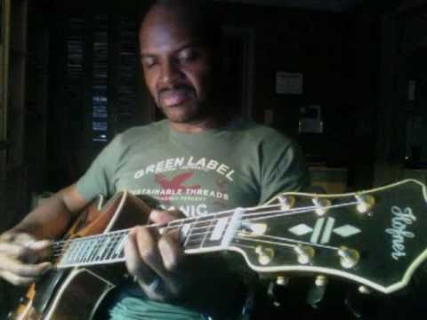 Bobby Broom Solo Guitar - These Foolish Things Remind Me of You