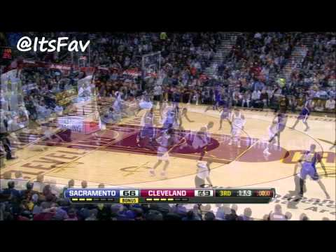 Kyrie Irving Full Highlights vs Sacramento (2/19/12)