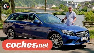 Mercedes-Benz Clase C / AMG C 43 | Primera prueba / Test / Review en español | coches.net