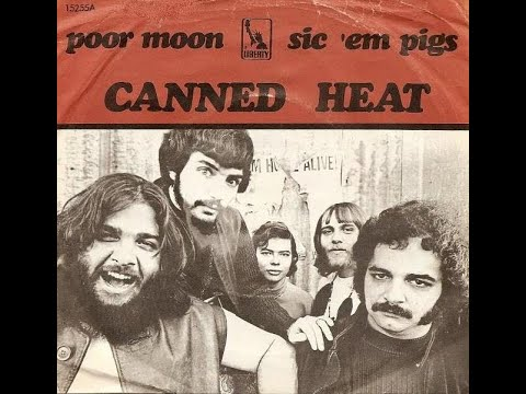 Canned Heat - Poor Moon