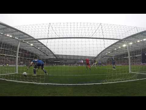 BEHIND THE GOALS | Andreas Weimann Vs Brighton & Hove Albion (A)