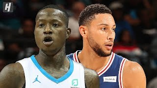 Philadelphia 76ers vs Charlotte Hornets - Full Highlights | October 11, 2019 | 2019 NBA Preseason
