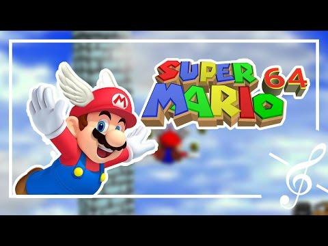 Koji Kondo - Super Mario 64 Wing Cap Mario