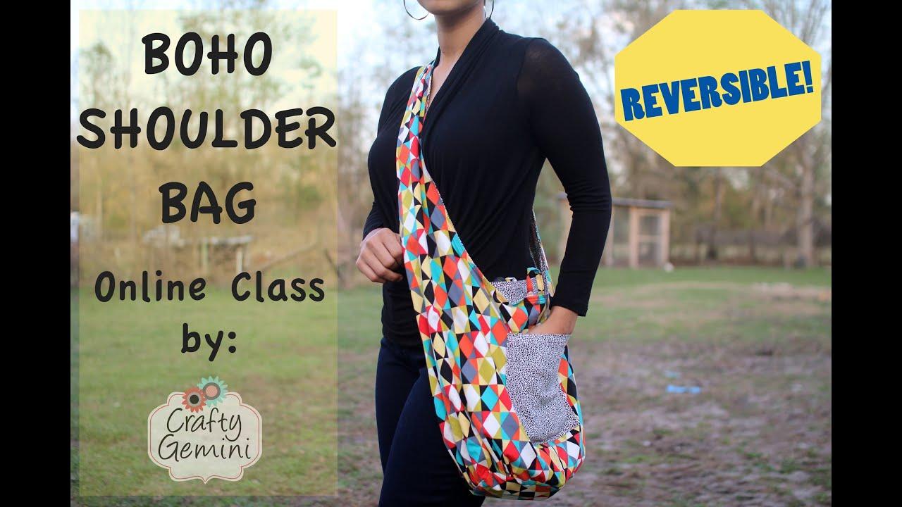 Sew Over Shoulder Bag 59