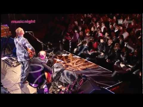 David Gray - The One I Love (live at Zermatt Unplugged)
