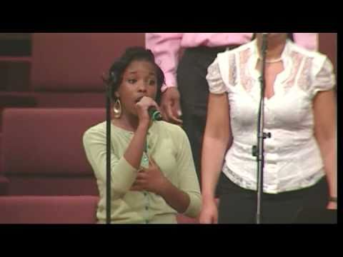 Reid Temple youth and young adult choir 4-10-2011