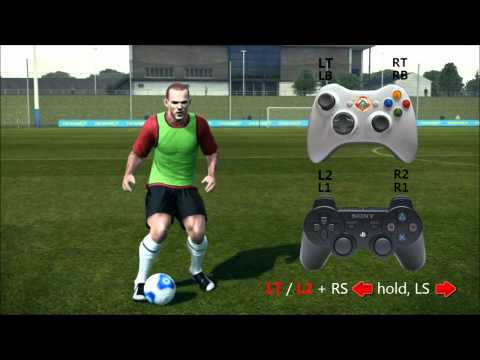 PES 2012 Tricks & Skills Tutorial