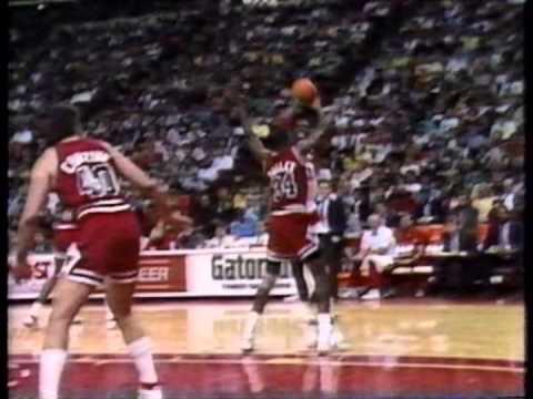 NBA Greatest Duels: Michael Jordan vs Dominique Wilkins (1987)