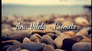 download musica Ana Vilela - Promete🎶 letra