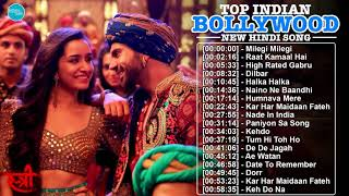 New Bollywood Songs 2018  Top Hindi Songs 2018 Tre