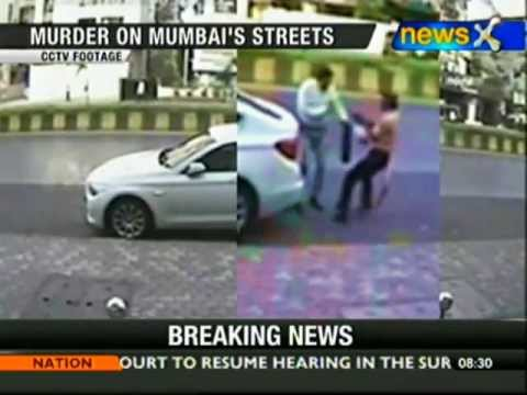 Mumbai Builder's Murder: Retired Policeman, Shooter Held video